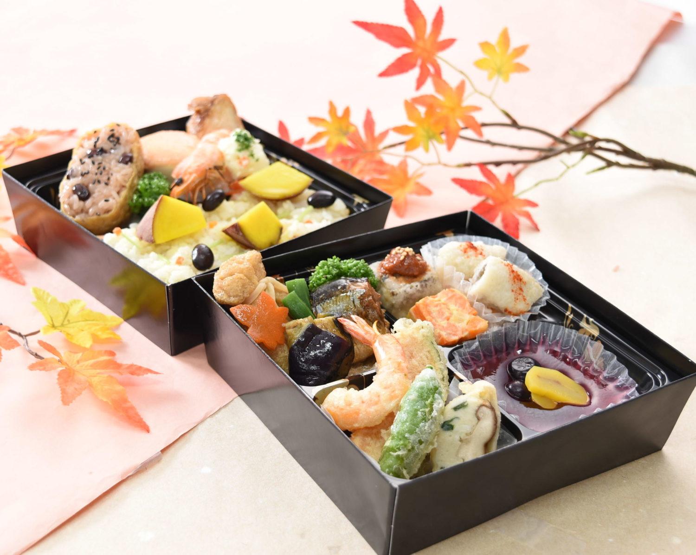 【わたやごちそうデリカ】秋弁当1500円