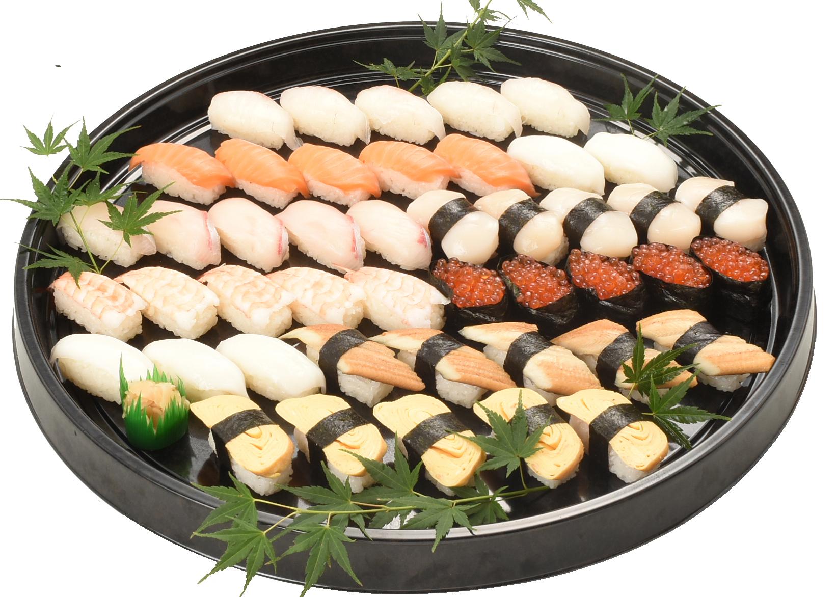 にぎり寿司盛り