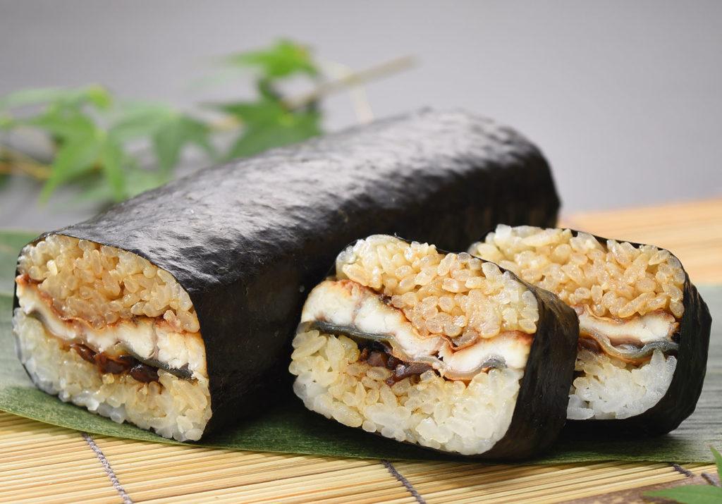 鰻巻き寿司