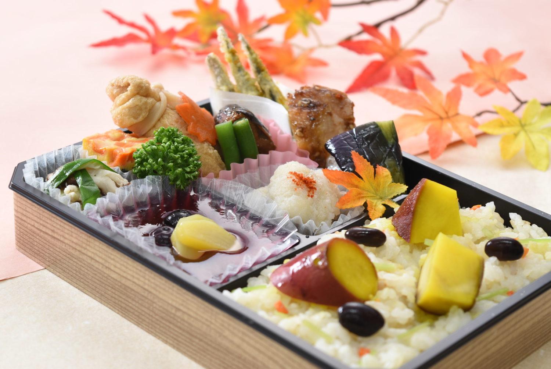 【わたやごちそうデリカ】秋弁当みのり900円