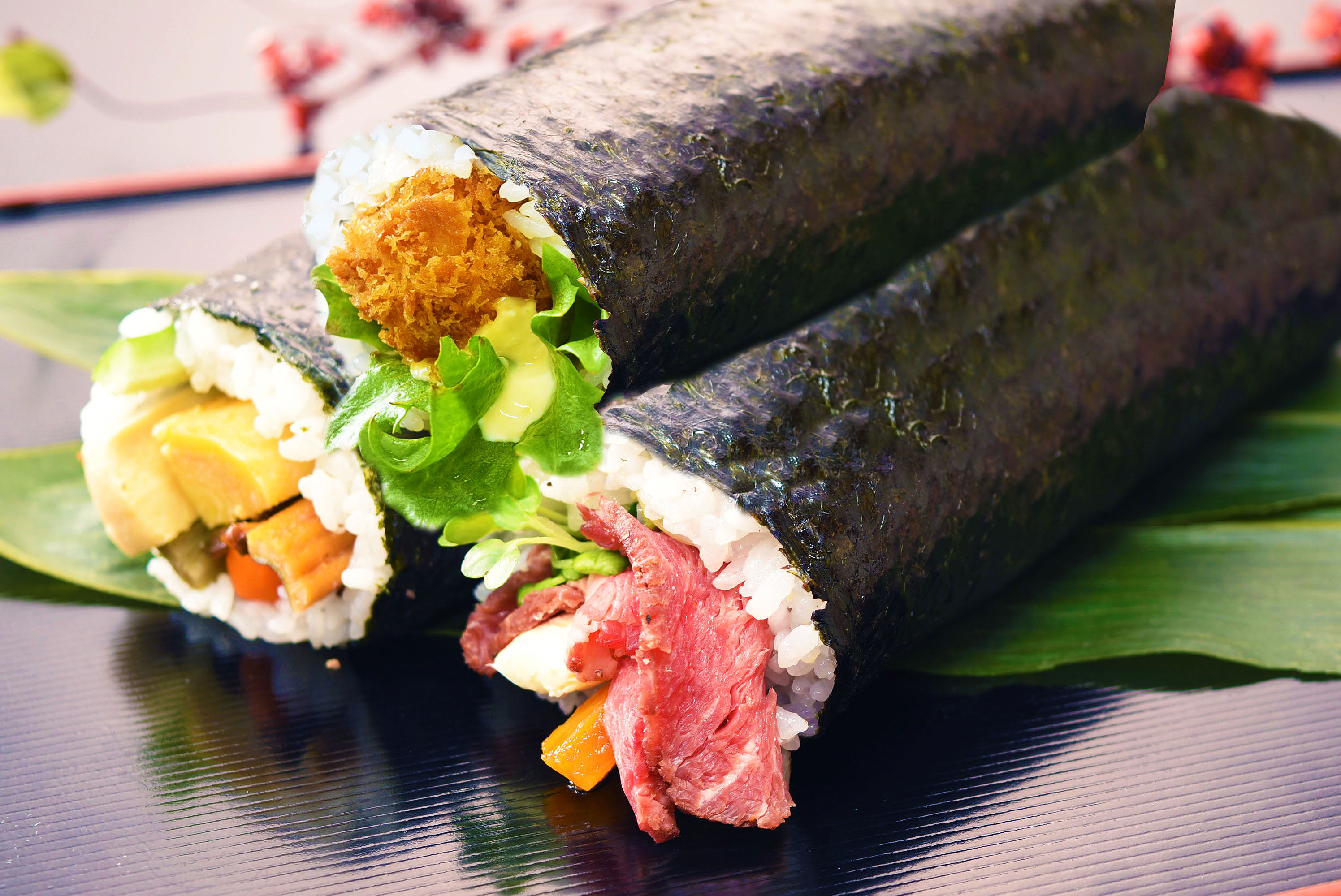 2020年>わたやの節分恵方巻について | 広島の和食レストラン 田舎茶屋 ...
