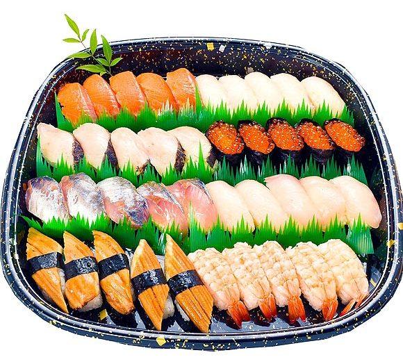 わたやごちそうデリカにぎり寿司5人前