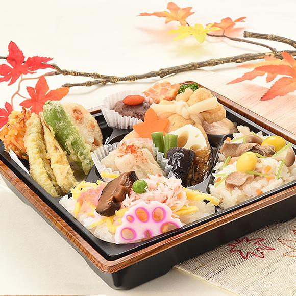 【わたやの仕出し】秋のお弁当ご予約承ります!