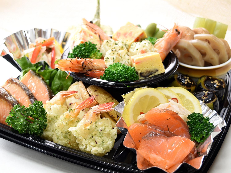 [わたやの仕出し]父の日にお寿司・オードブルを宅配