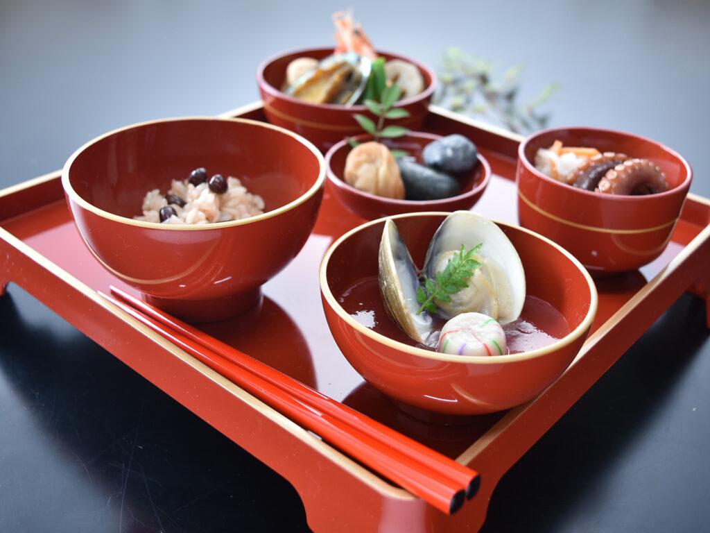 お食い初めセット ¥2,000(税込)